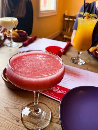 Pink Fitz - Summer cocktails