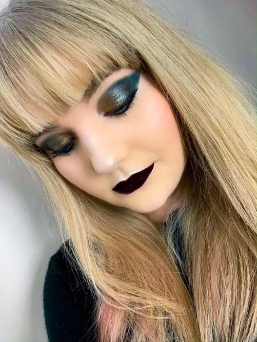 Dramatic Autumn/Fall Makeup Tutorial
