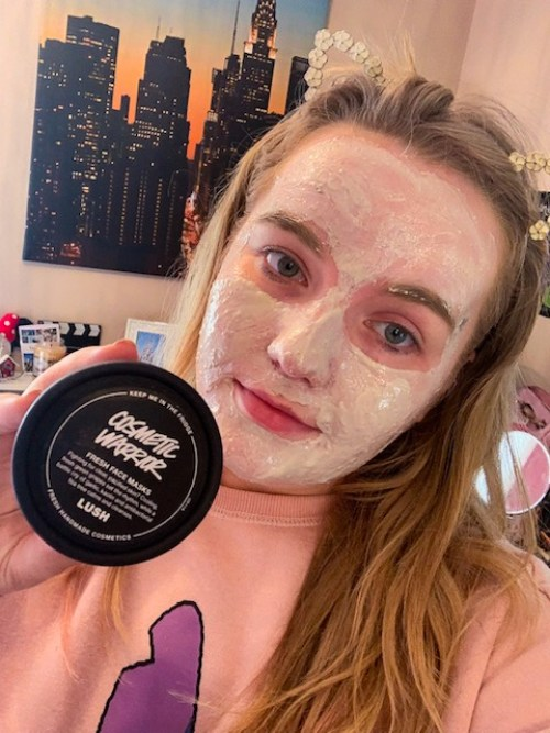 Lush Face Mask - Cosy Night In