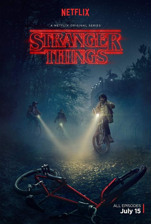 Stranger Things - Shows to watch this autumn