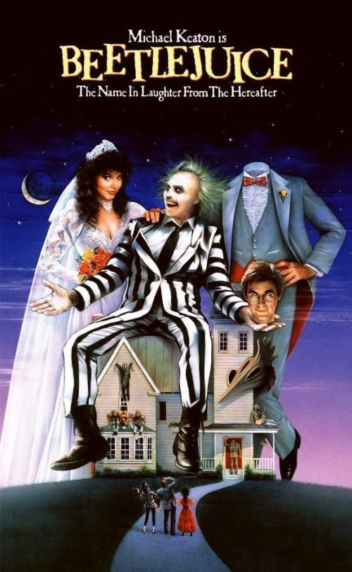 Beetlejuice - Movies to watch this Halloween