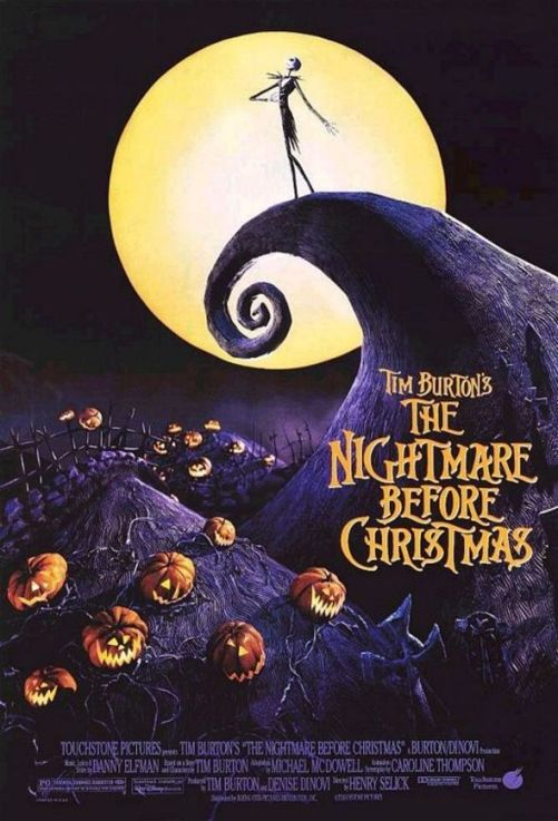 The Nightmare Before Christmas - Movies to watch this Halloween