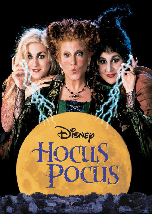 Hocus Pocus - Movies to watch this halloween