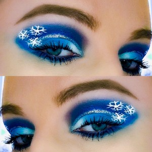 Winter Wonderland Makeup Tutorial