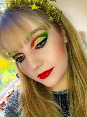 The Ultimate Festive Christmas Makeup Tutorial