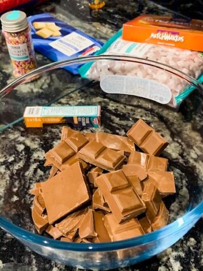 Terry's Chocolate Orange Rocky Road