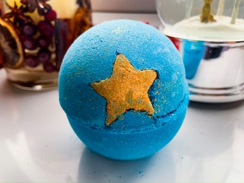Shoot for the stars - Lush Christmas Haul 2019
