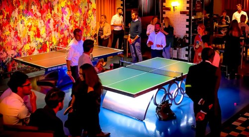 Bounce - Date Night ideas in London