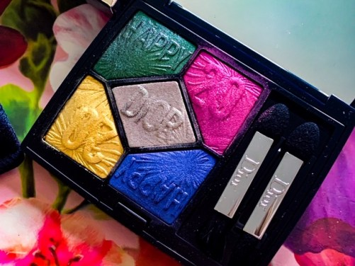 Dior Happy 2020 Party In Colours Palette
