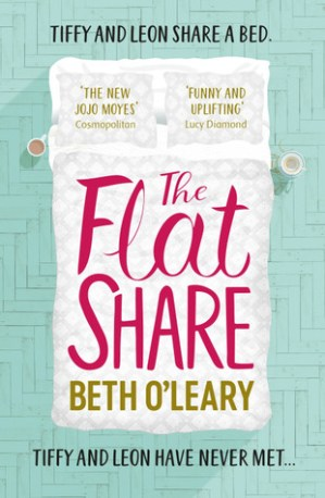 The Flat Share - Top 5 romantic reads