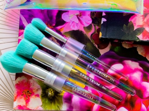 Spectrum Collections Oceana Brush Set