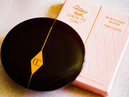 Pillow Talk Blusher Charlotte Tilbury Haul