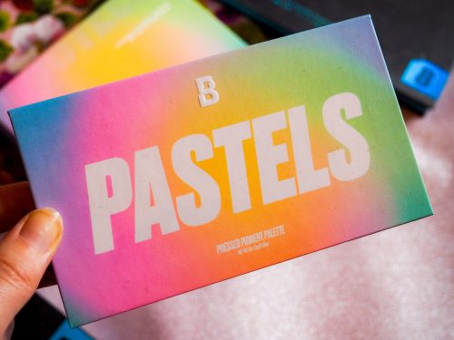 Beauty Bay The Pastels Palette