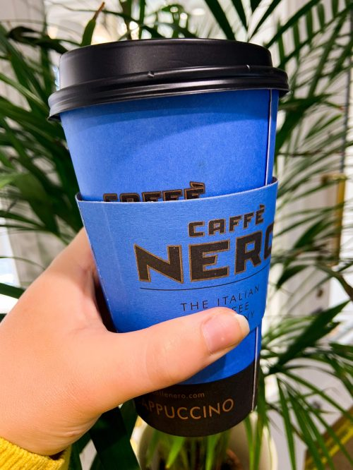 Caffe Nero June 2020