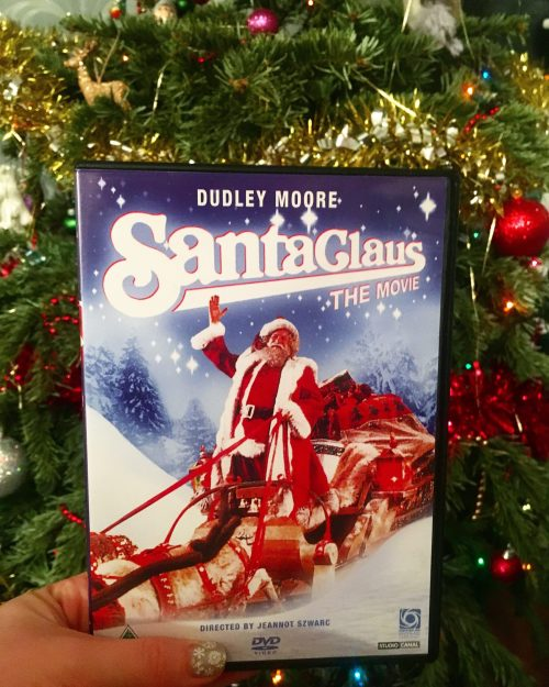 Santa claus the movie- blogger's holiday tag