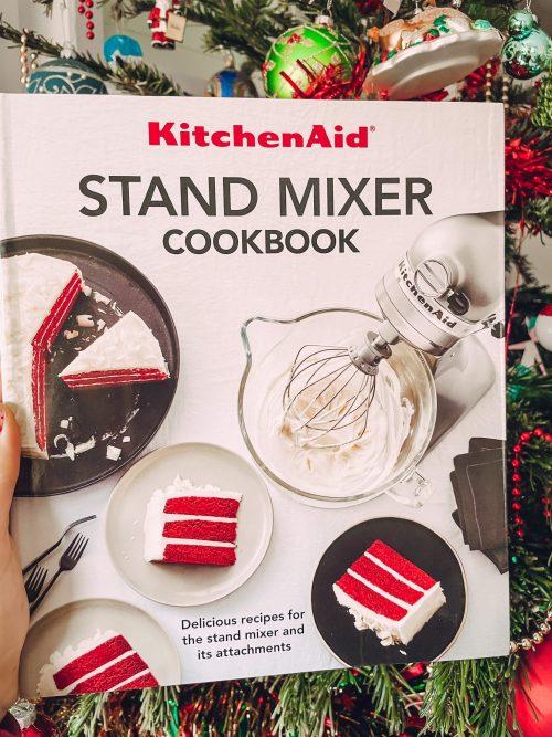 Kitchenaid cookbook