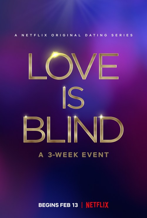 Love is Blind What to Watch on Netflix on Valentine's Day