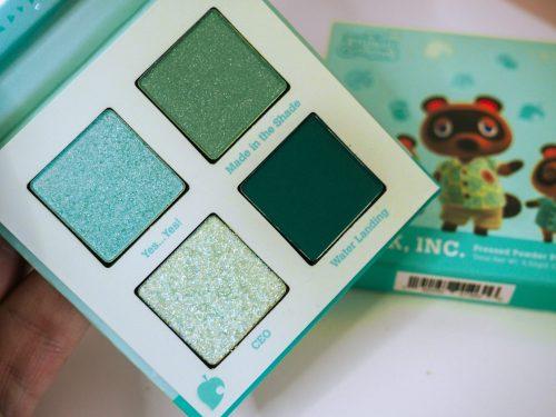 Colourpop x Animal Crossing