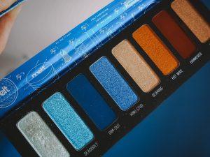 Melt Cosmetics Blueprint Palette Review