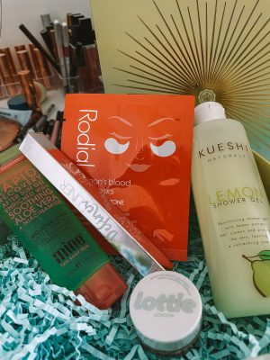 Glossybox May 2021 Unboxing