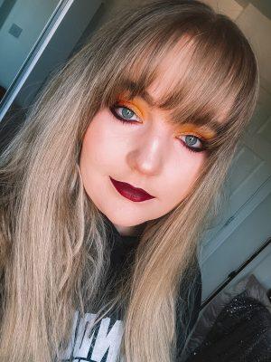 Bold Autumn Makeup Look 2021