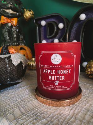 Favourite Autumn Candles 2021