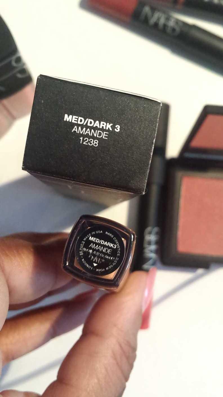 NARS Radiant Creamy Concealer in Med/Dark 3 Amande