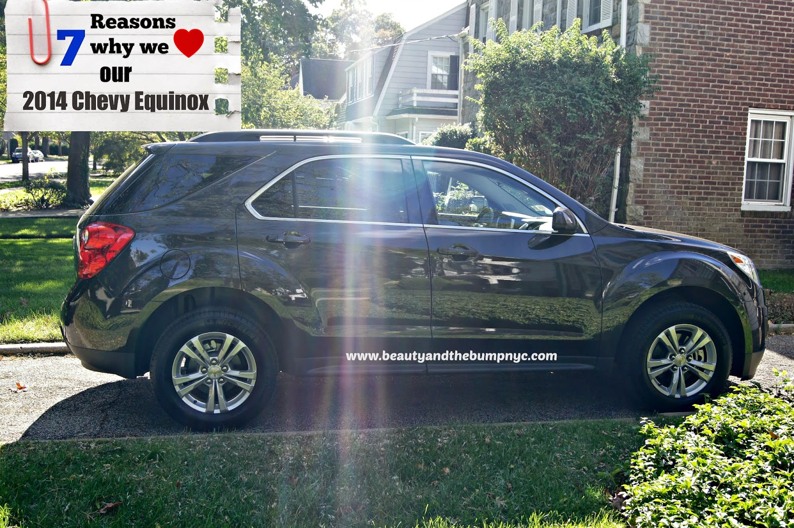 Equinox brown chevy equinox : 7 Reasons Why I Love our 2014 Chevy Equinox 1LT | Beauty and The Bump