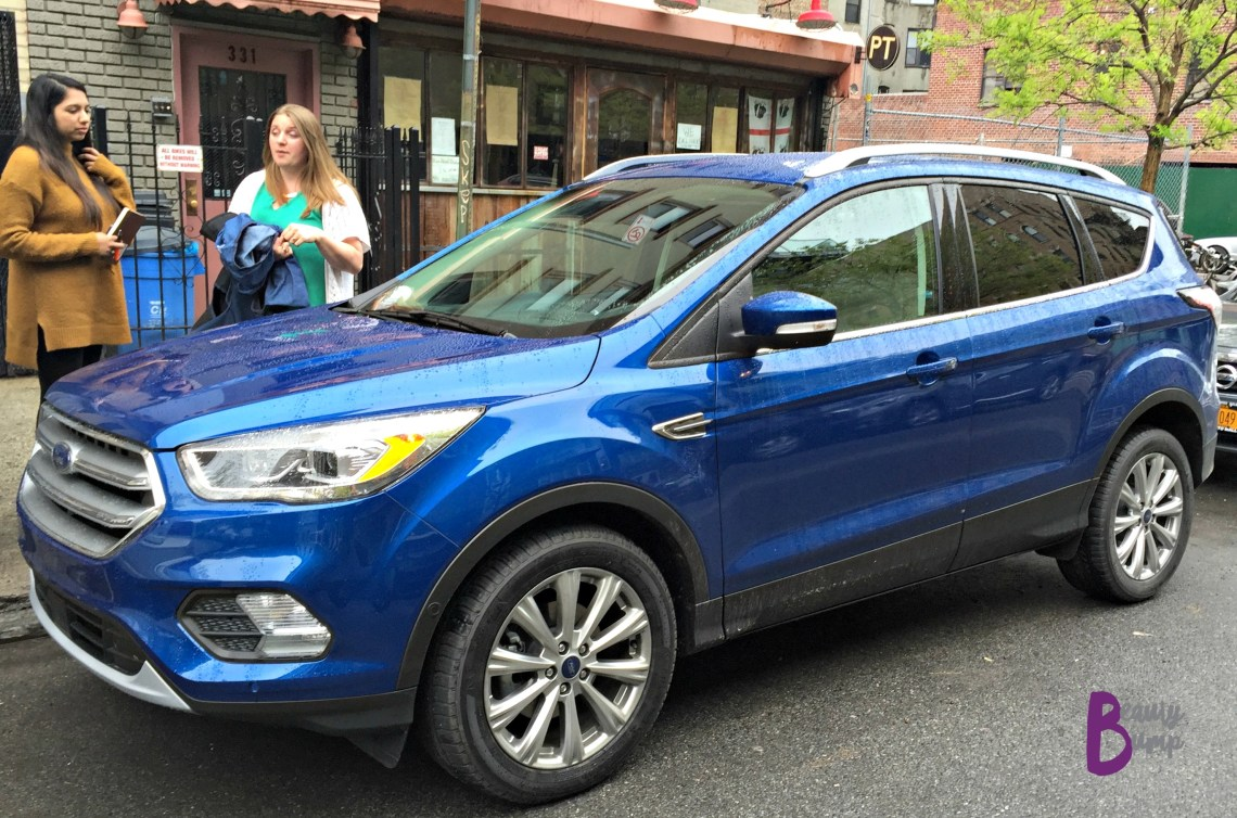 License Renew While Driving for Two with 2017 Ford Escape Test Drive Well Rounded NY