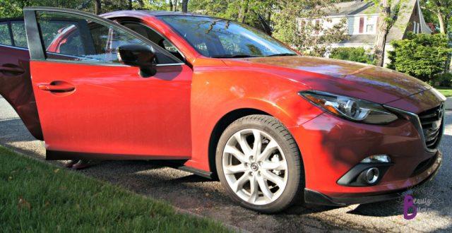 2016 Mazda3 S 5-Door Grand Touring Soul Red Metallic