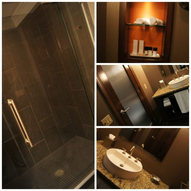 Mount Airy Casino Resort Bathroom