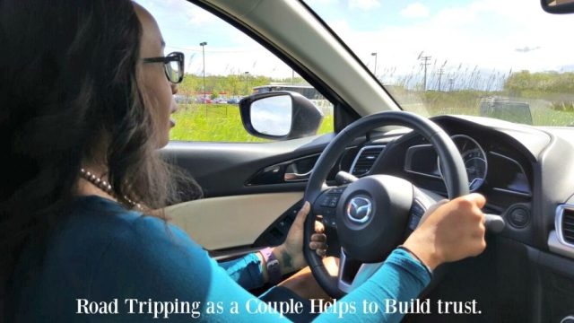 Road Tripping as a Couple Helps to Build trust