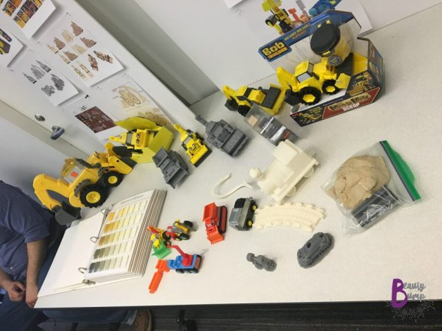 Bob the Builder Toy Materials