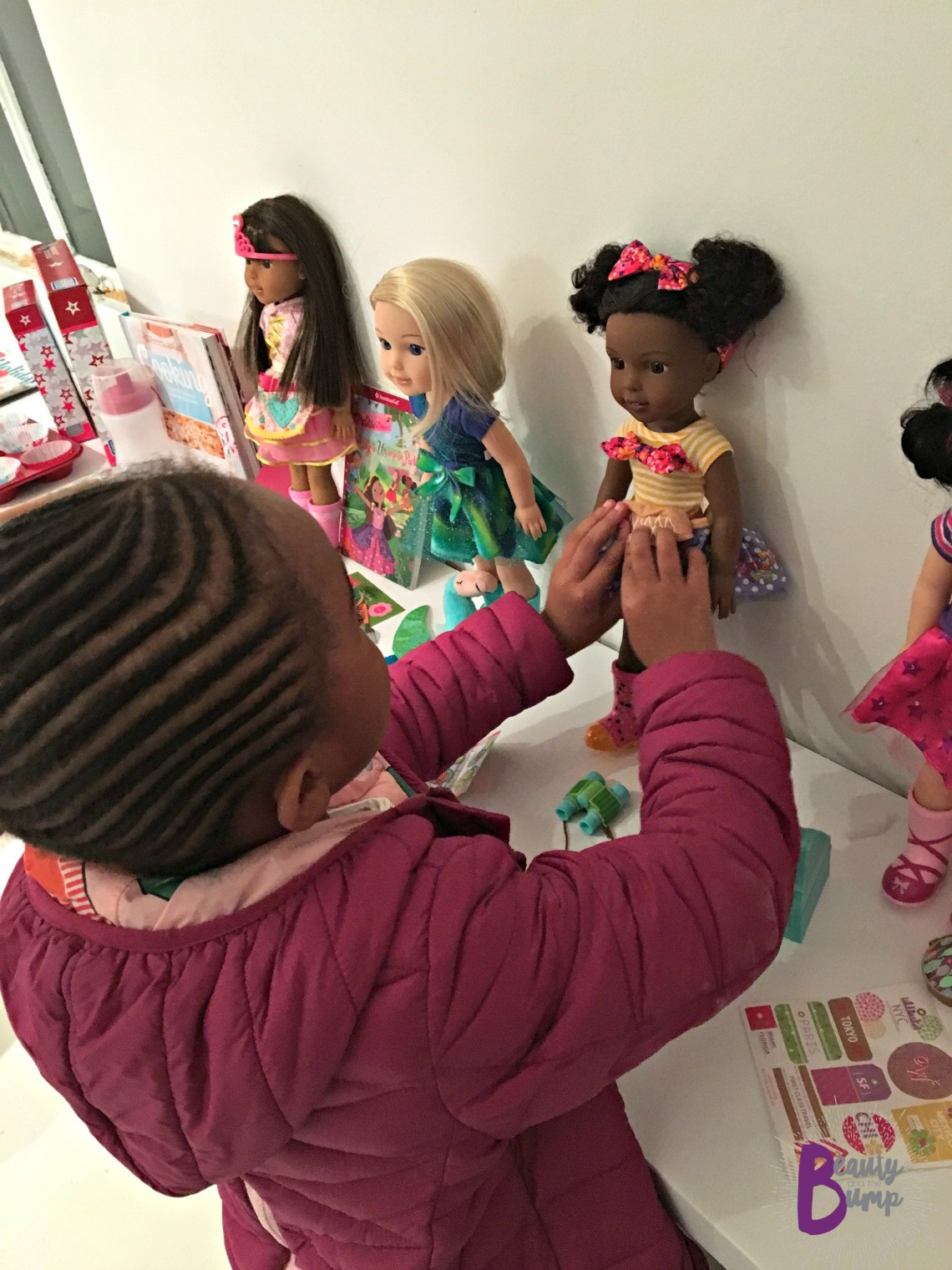 momtrend-holiday-soiree-beauty-and-the-bump-american-girl-doll