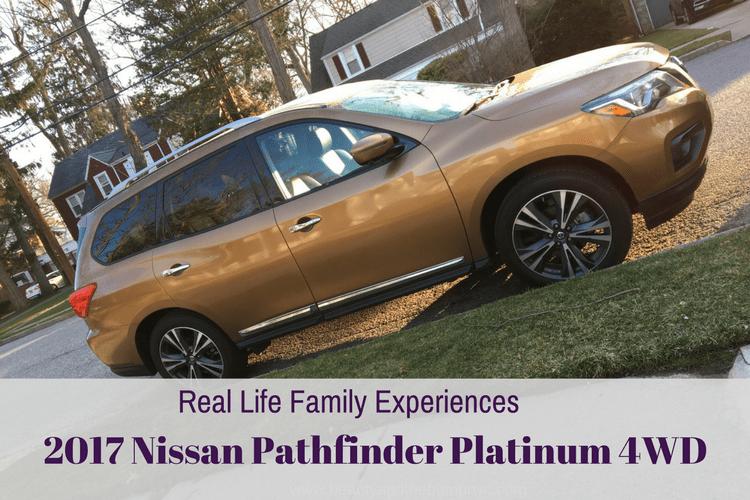 2017 Nissan Pathfinder 4WD