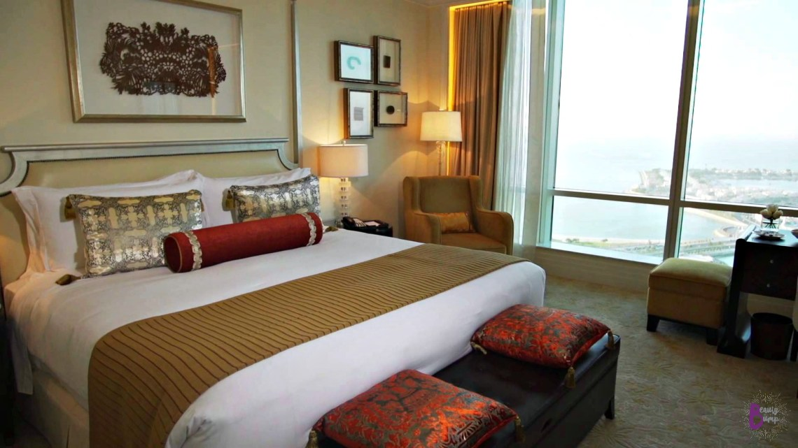 St. Regis Abu Dhabi Superior King Room
