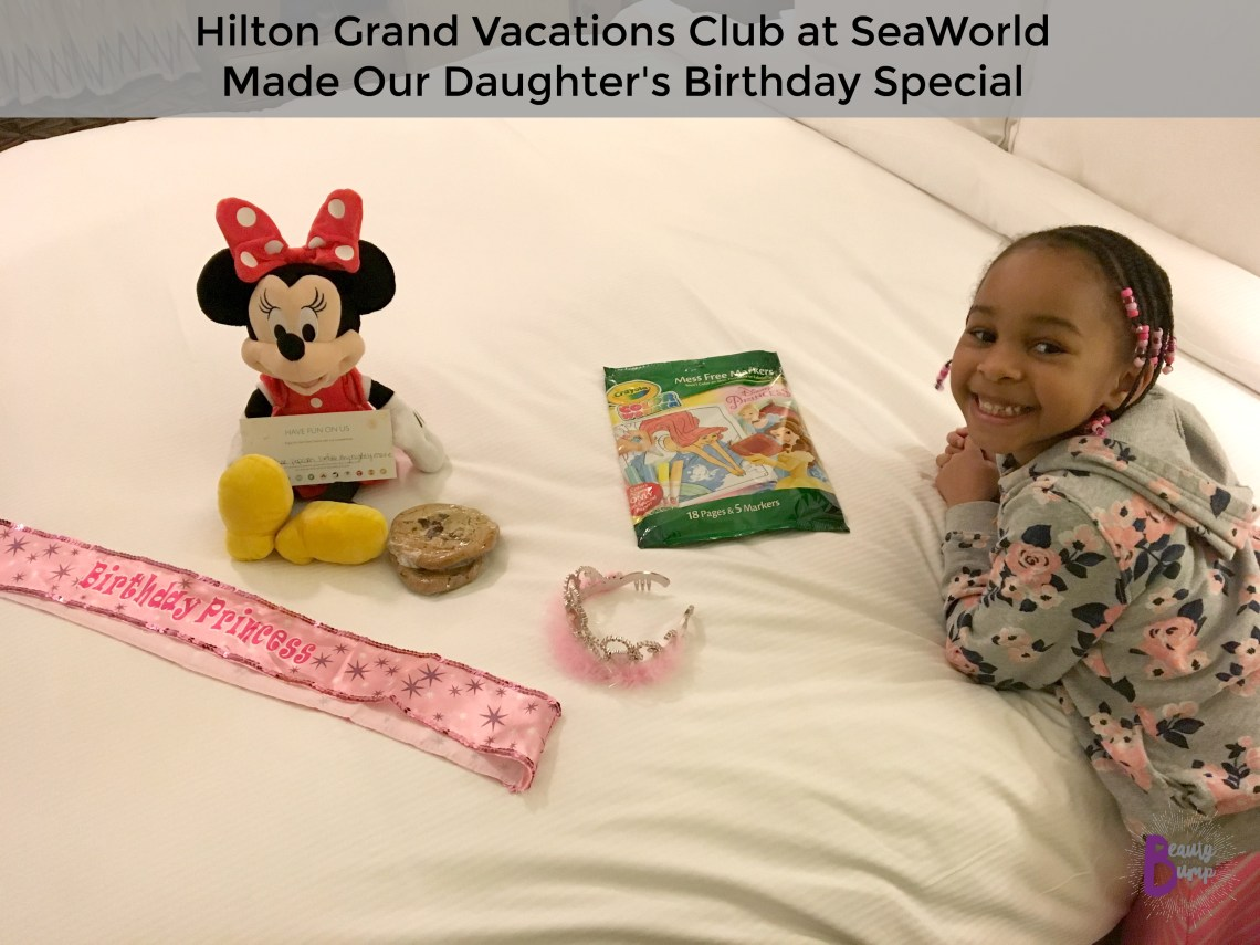 Hilton Grand Vacations Club at SeaWorld Birthday