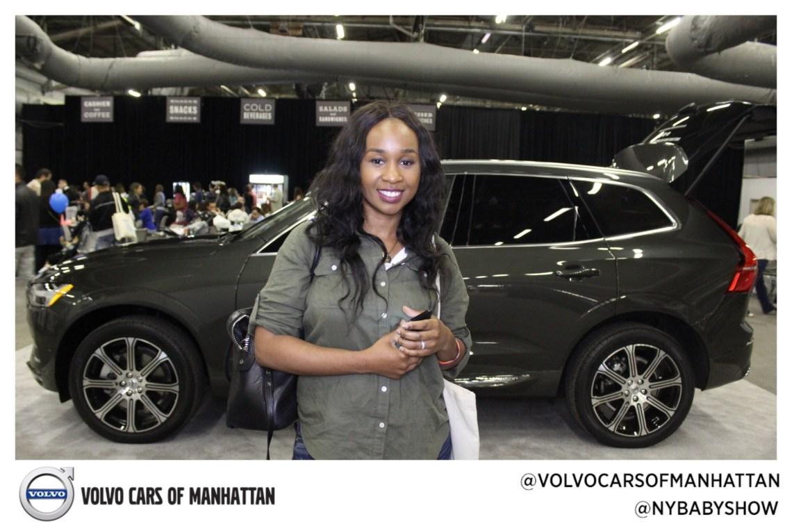 New York Baby Show 2018 Volvo XC60 T6