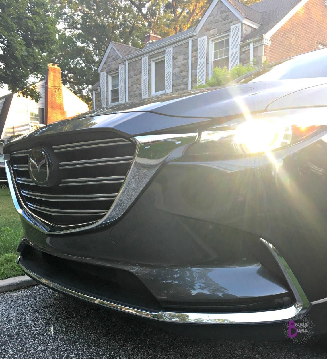 Mazda mazda cx 9 front grill : The 2017 Mazda CX-9 Signature AWD is NOT Your Average 'Mom Car'