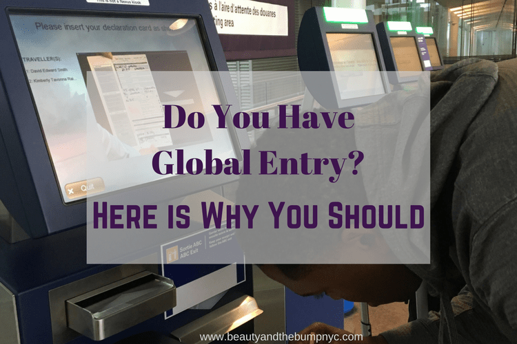 Here's why you should have Global Entry
