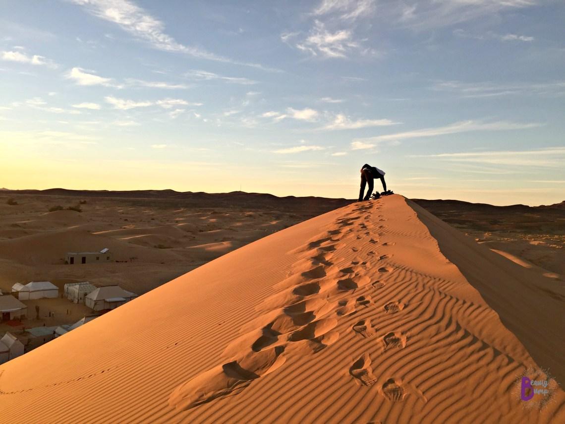 Merzouga Sahara Desert Morocco
