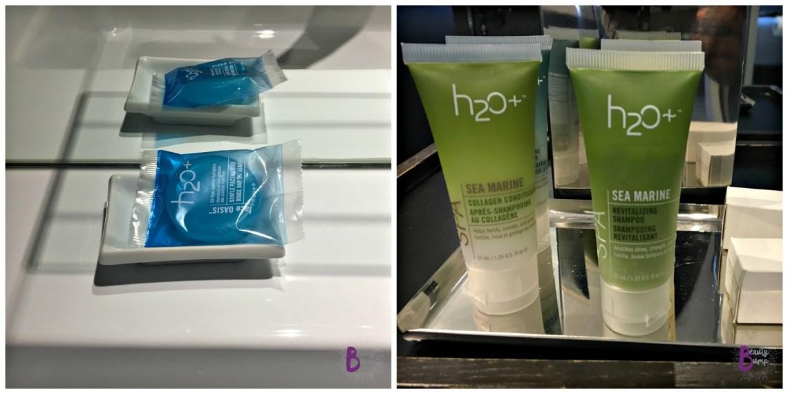 Hotel 10 Montreal H2O Plus Skincare
