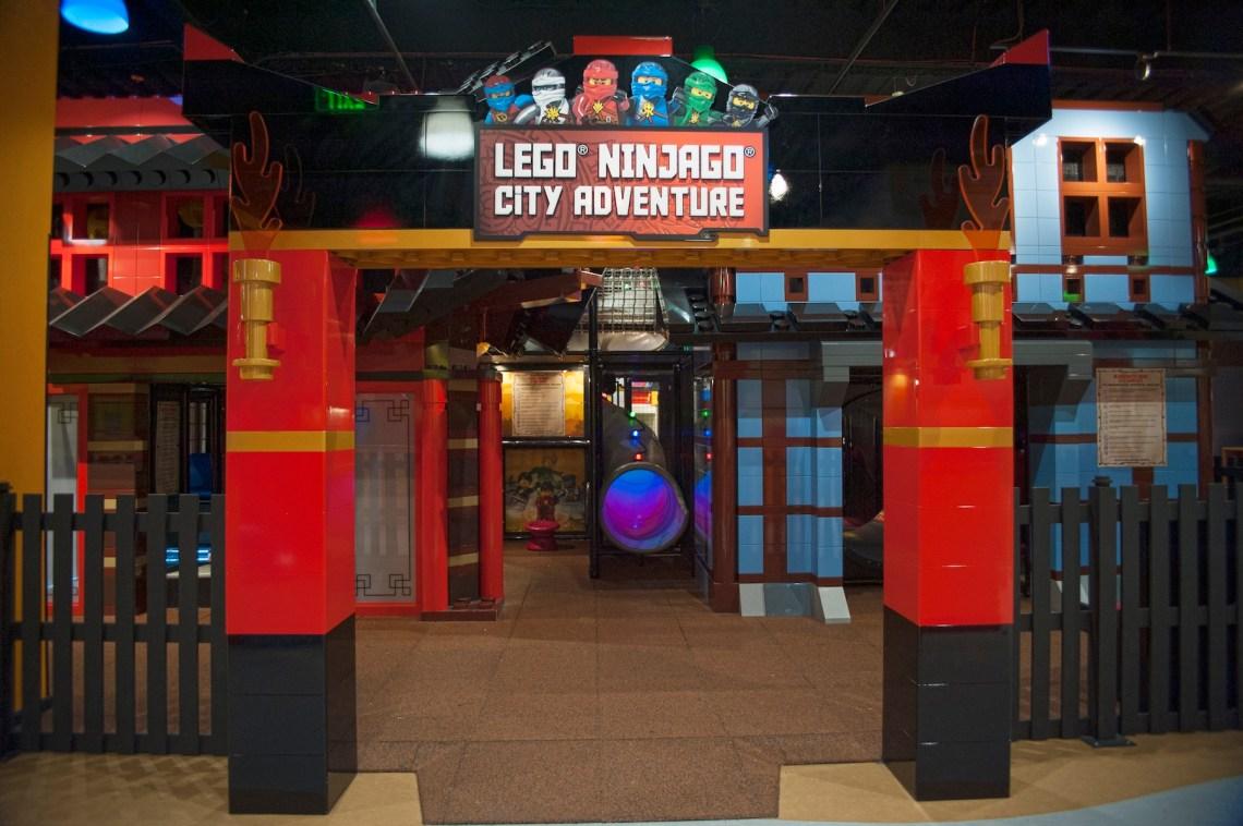 LEGOLANDDiscoveryCenter Westchester Ninjago