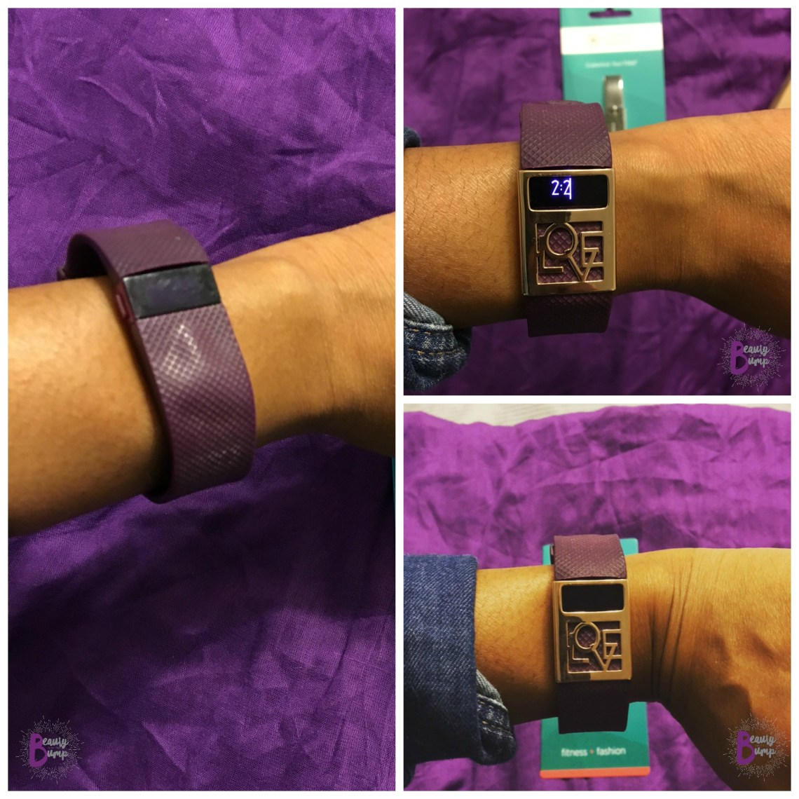 Funktional Wearables FitBit Charge HR Transformation