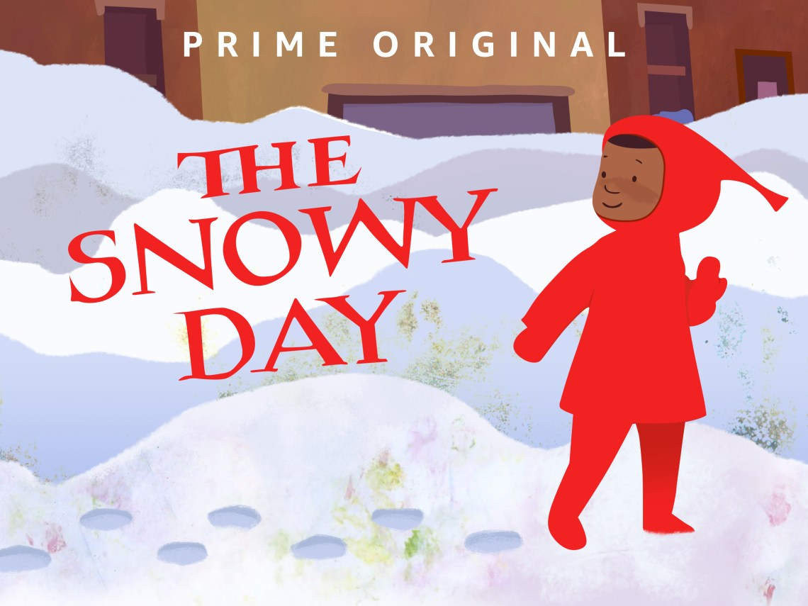 The Snowy Day Amazon Prime Video Orginals