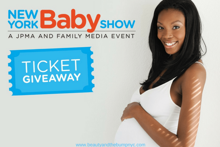 Free Tickets to the 2018 New York Baby Show #NYBSBloggerLounge
