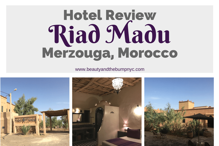 Riad Madu is a beautiful riad nestled between a see of sand dunes at the edge of the Erg Chebbi