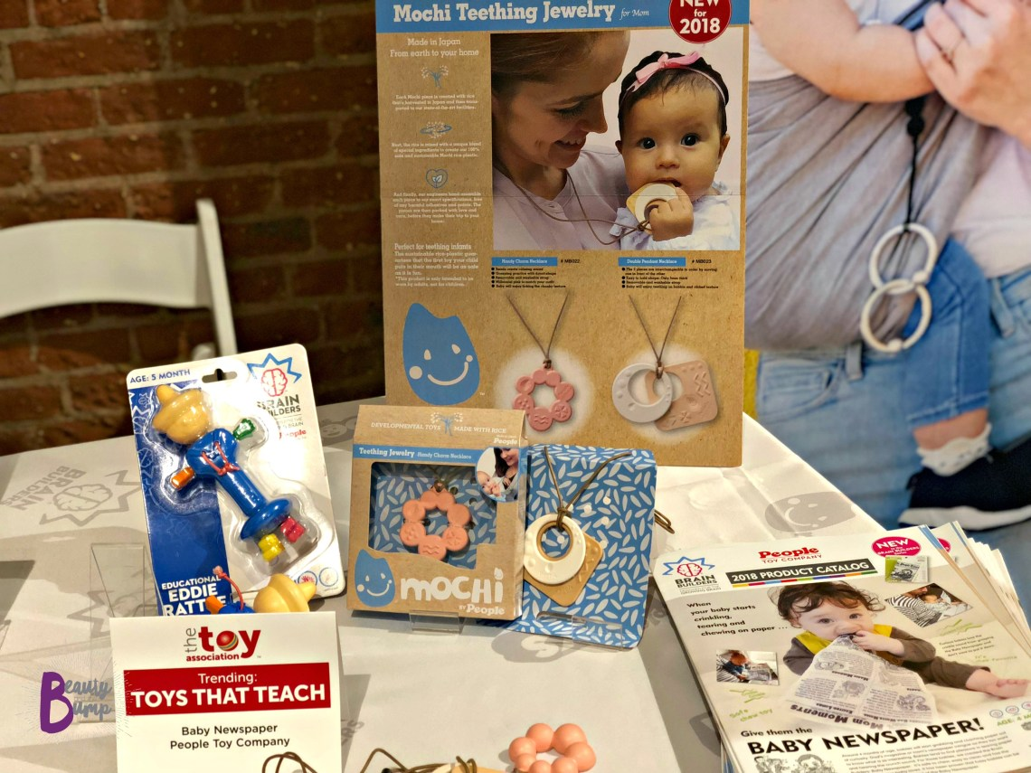 People Toy Company Baby Newspaper