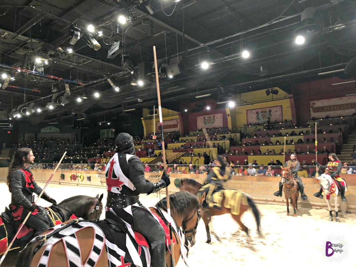 Medieval Times New Jersey all Knights