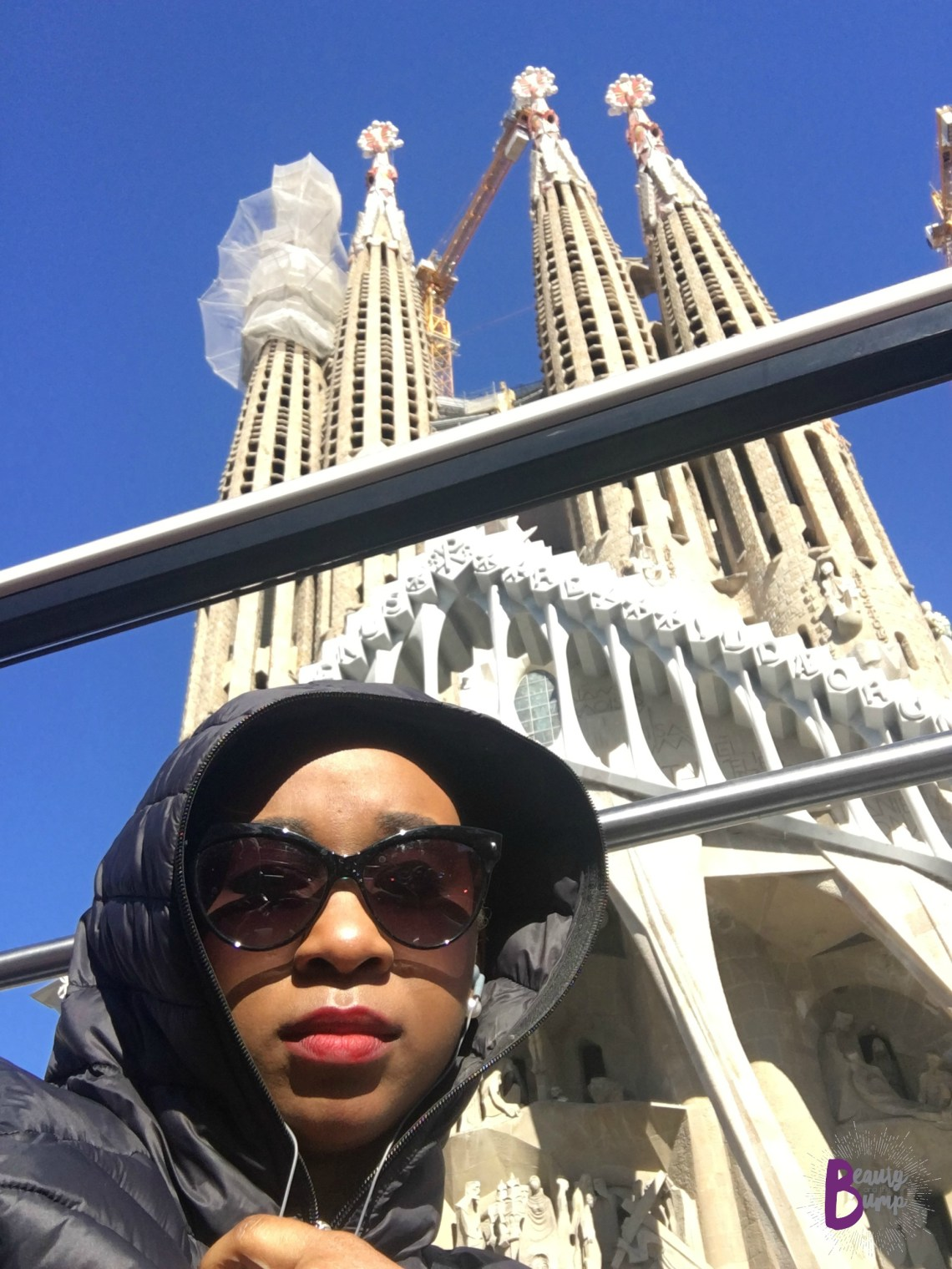 Hop-on, Hop-off Bus Tour Barcelona Sagrada Familia